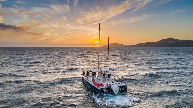 Sunset Cruise – Cabo Blue