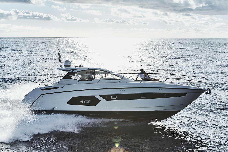 Cabo Yacht Azimut 45'