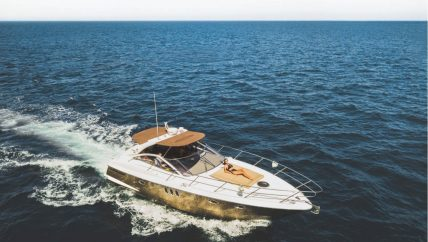 Cabo Yacht ABSOLUTE 43'