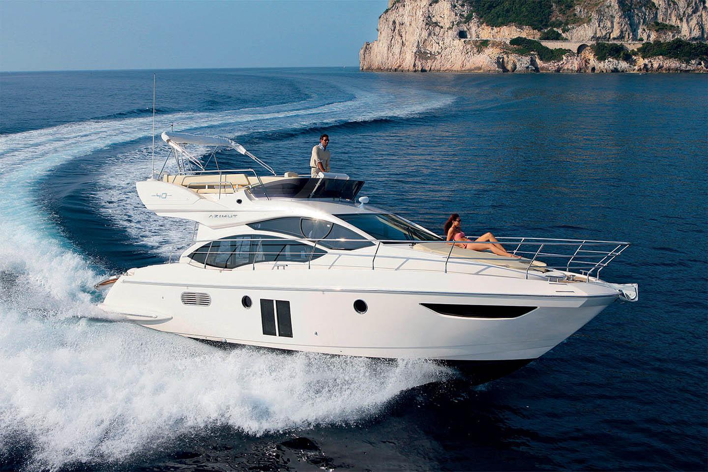 Cabo Yacht Azimut 40