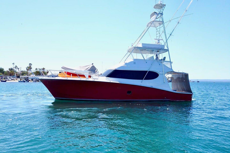 64 Hatteras MV El Mexicano